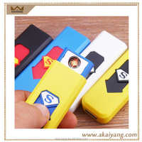 Cigarette Usage Plastic Rechargeable Electric Usb Cheap Lighter