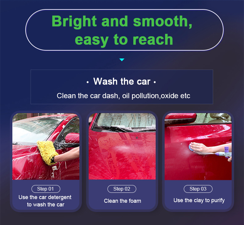 2019 Hot Jual Super Hidrofobik Mobil Coating Semprot, Cat Mobil Nano Coating Spray 285 ML