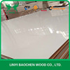 Glossy poly coated plywood/poly plywood/polyester plywood