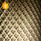 Anodized aluminum expanded metal mesh/small hole expanded metal low steel grating
