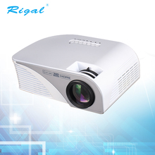 Game/family/office/business/video ppt mini HD wifi HDMI/ USB/VGA led projector