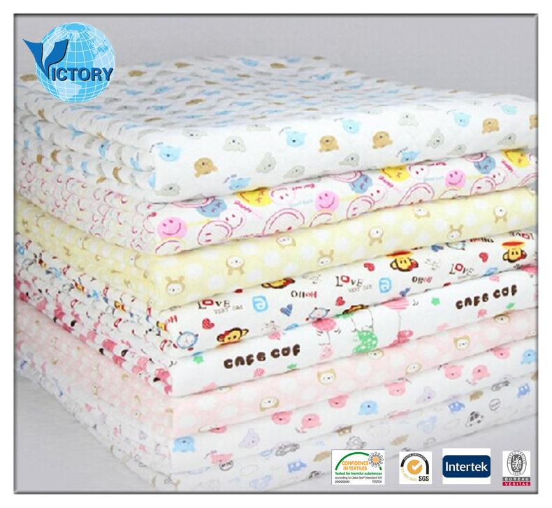 Jacquard imprim tissu matelass air double couche de tissu tricot des v tements de b b - Tissu matelasse pour bebe ...