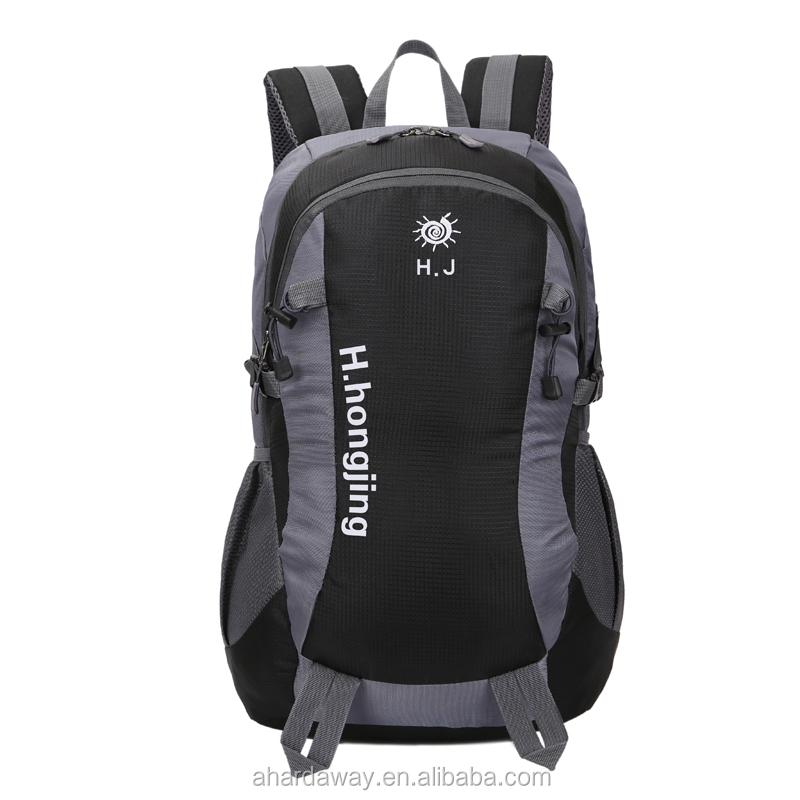 China lightweight cheap custom hiking backpack