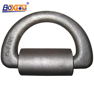 Box6024 truck body hardware forged d ring tie down