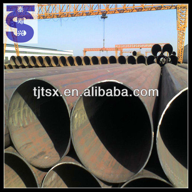 Rubber Coated ERW Steel Pipe