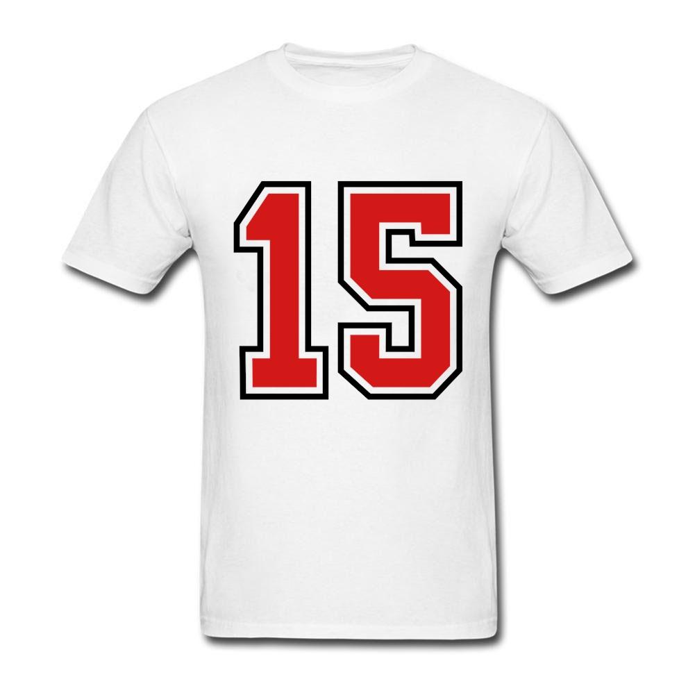 Compra número de la camiseta 15 online al por mayor de