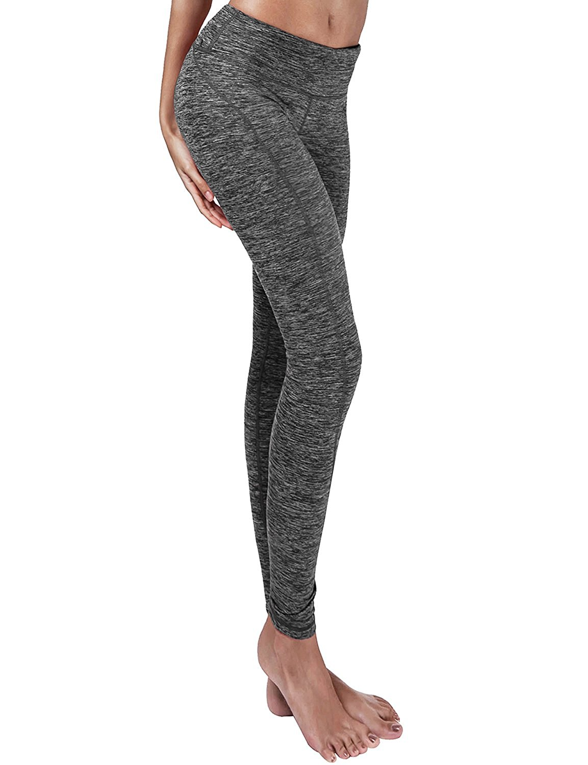 0b380953639a2 Yogareflex Women's Side Pocket Fitness Workout Running Yoga Active Legging  Pants