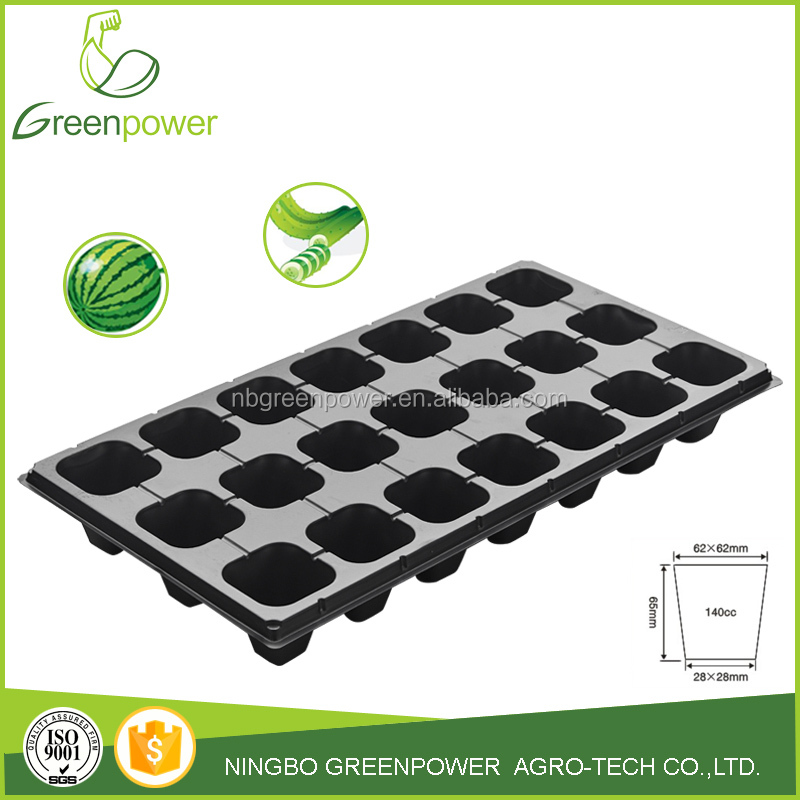 high quality 21cell biodegradable cell seed tray