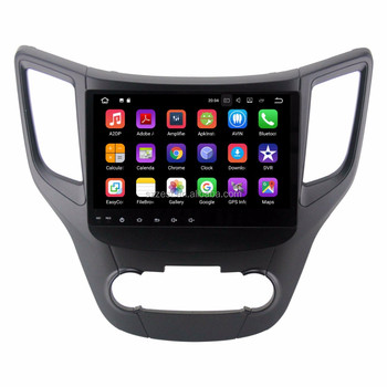 Factory OEM Android 10.0 car dvd built -in GPS wifi steering wheel control DVD player, for Chang An cs35 car dvd gps/