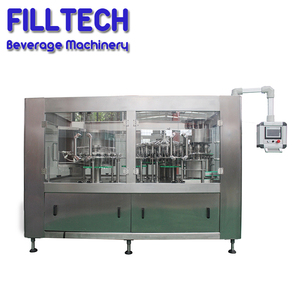 Factory full automatic PET bottle pure monoblock mineral water plant machinery cost