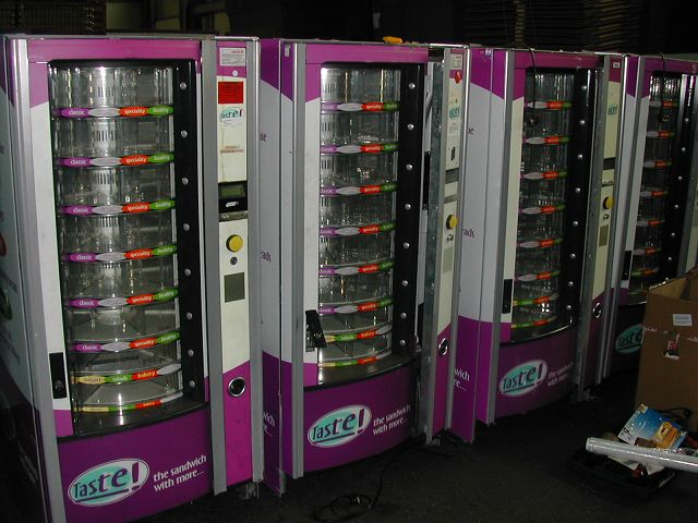 Necta vending solutions s&l fashions dress collection