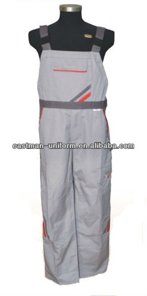 uniform workware flame-retardant bibpants