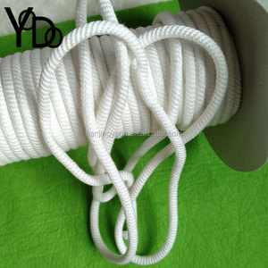 YQ-RY75 Wholesale coiled spiral drawstring cord for bags