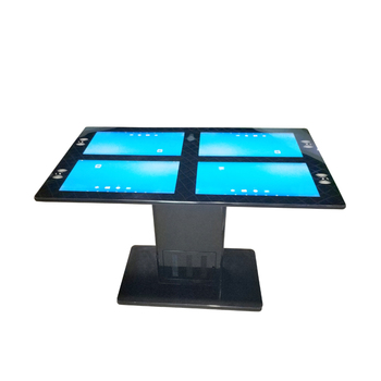 Four Display Waterproof Touch Table with NFC Payment, View
