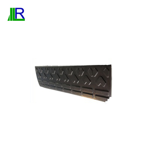 Solid EPDM Rubber Step As A Slope