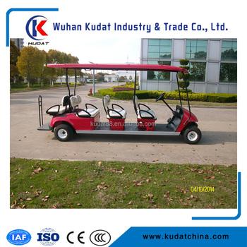 Caccia 4x4 Golf Cart 8 Posti Elettrico 48v Golf Carrello Buy