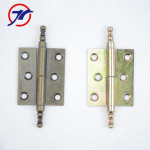 PO furniture crown head hinge for heavy glass door