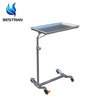 Bt Smt002 Stainless Steel Hospital Tray Table Medical Instruments Dental Instrument Stand