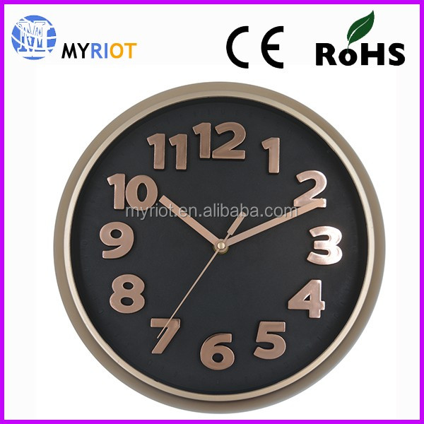 Special Design 3D Wall Clock Fashion Wall Clock