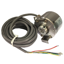 10mm 12mm 14mm 15mm eje hueco pasante codificador rotatorio <span class=keywords><strong>de</strong></span> Motor óptico Incremental 2000/2500ppr 5Vdc/12 V/24 V (IBEST)