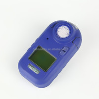 900mAh single Lithium battery Toxic gas leak detector,portable gas detector with changeable electrochemical sensor