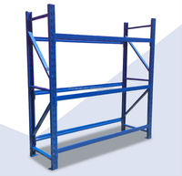 Top Quality china supplier heavy duty stacking shelf storage rack