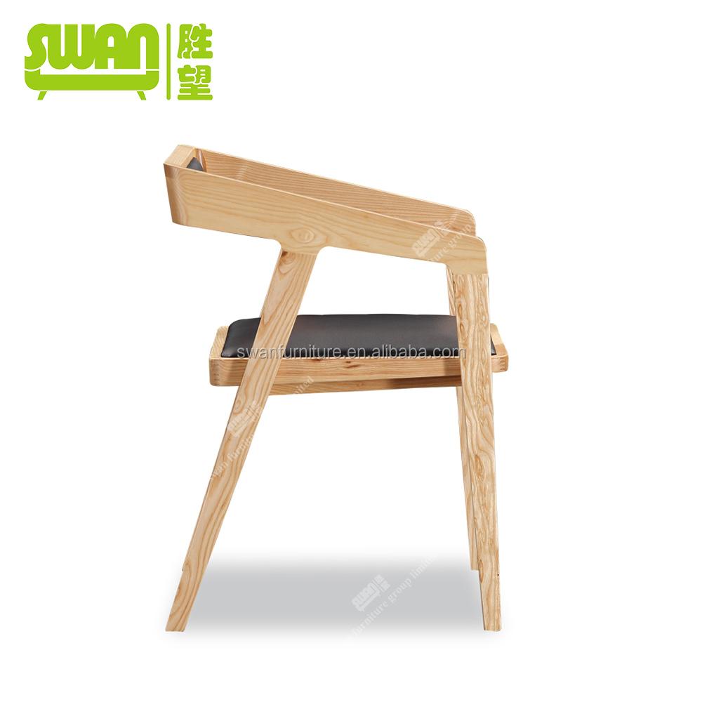 Massief houten eetkamer stoel delen eetkamerstoelen