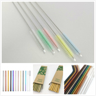 factory supplier 12mm straw clean brush
