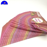 Anti-counterfeiting printing paper ticket security custom coupons discounts,paper coupon book, coupon papers