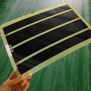 Sauna carbon infrared heater adjustable radiant infrared panel for bedroom carbon film heater