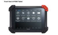 XTOOL PS90 Tablet Car Scanner Auto Programmer Support Arabic,Spanish,French,Germany and multi language