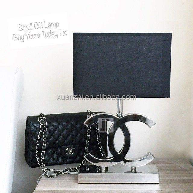 7,30-8 Cc Kreative Moderne Edelstahl Tischlampe
