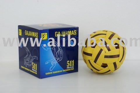 Gajah Emas Sepak Takraw Ball Ge-511
