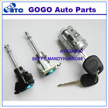 Car Door Lock Parts