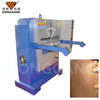 Automatic industrial tannery hydraulic leather embossed machine