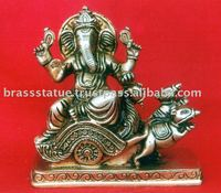 Gift God Ganesh with rats
