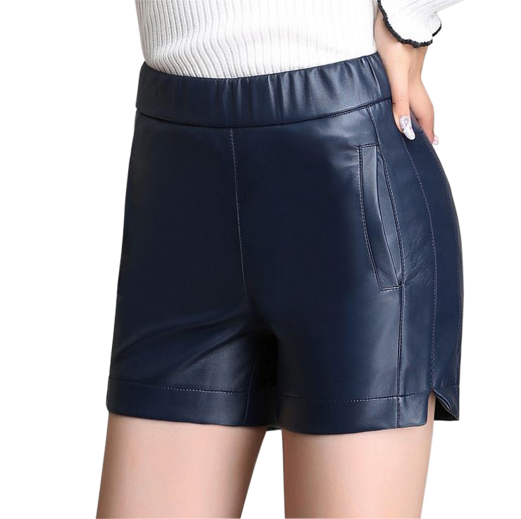 Find blue leather shorts at ShopStyle. Shop the latest collection of blue leather shorts from the most popular stores - all in one place.
