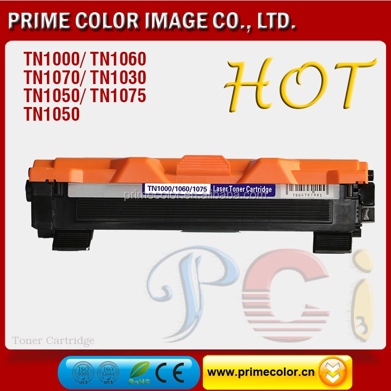 Cartuccia di toner compatibile per Brother TN1000 TN1060 TN1070 TN1030 TN1050 TN1075 TN1050
