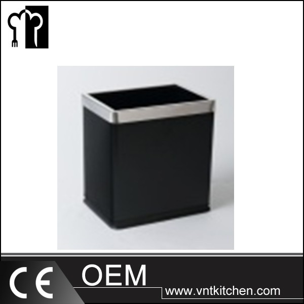 Rectangle Double Layer Dustbin