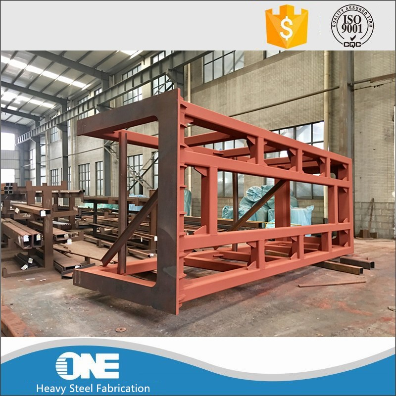 heavy duty steel welded fabricated frame structure companies
