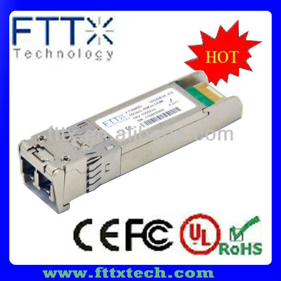 Fiber optic transceiver SFP+ ER OEM/ODM,40KM SFP+ ER