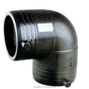 DN450 BADA brand High quality electrofusion pipe fittings elbow poly/hdpe Electrofusion 90 degree elbow price