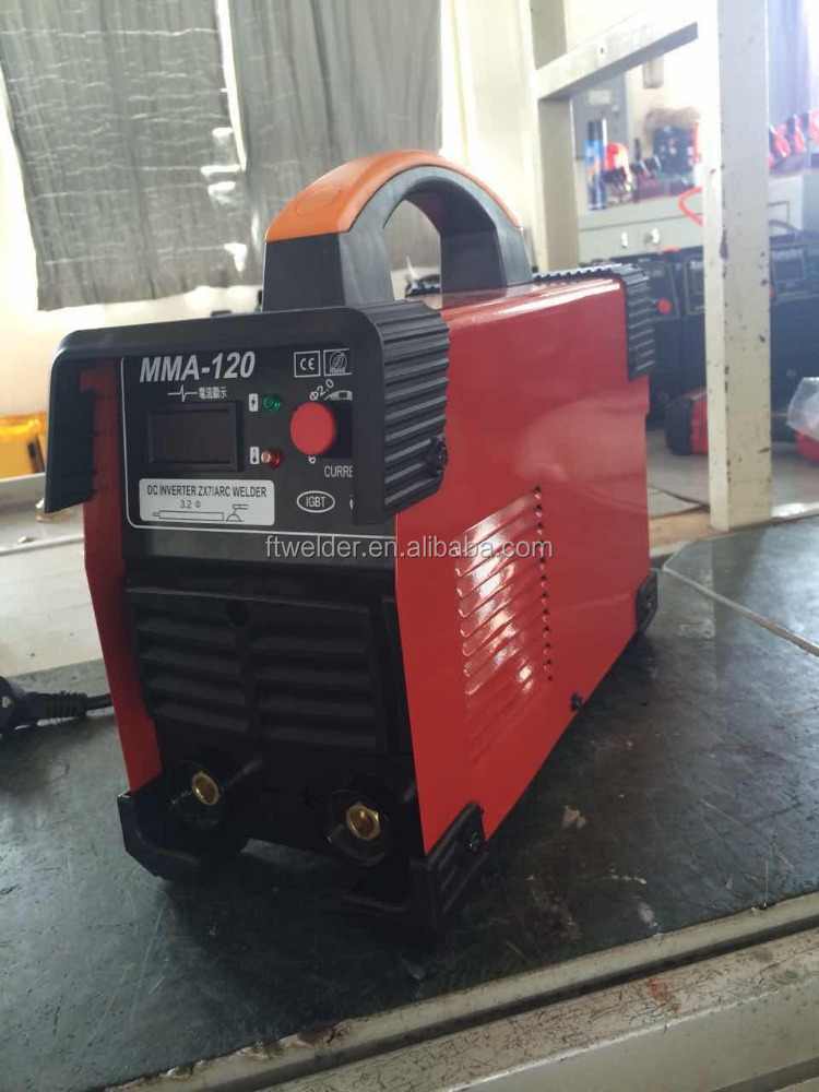 Alibaba welding equipment inverter single IGBT tube zx7-200 welder