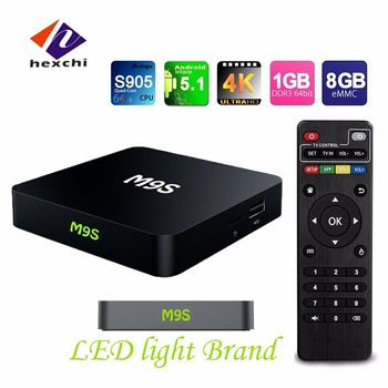 1080p Android Tv Box Dvb T2 M9s Built-in Wifi M9s Tv Box With 4 High Speed  Usb 2 0 Android Tv Box Dual Tuner M9s - Buy 1080p Android Tv Box Dvb T2