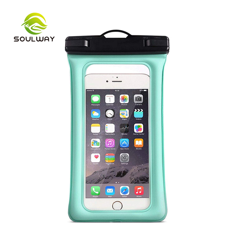 new arrival 73606 4b7fd Manufacturer Sports Swimming Floating Waterproof Phone Pouch Bag Case For  Iphone X/8 Plus 5.5