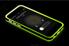 ROCK Colorful Calls Flash Light TPU+PC Bumper Case For Iphone 6 4.7inch MT-2476