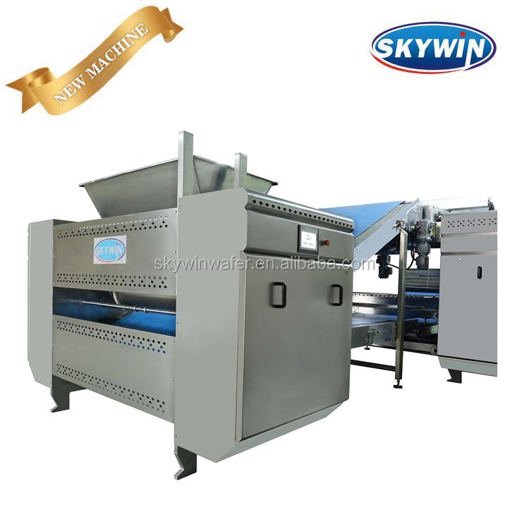 Produttore di Alta Qualità Biscotto Linea di Produzione hard e soft automatico Soda Cracker piccolo biscotto che fa la macchina