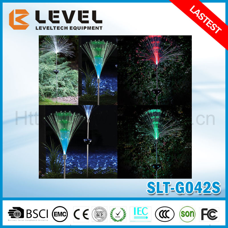 2015 Hot Sale IP55 Protection Level And Solar Light Type Fiber Optic Light System
