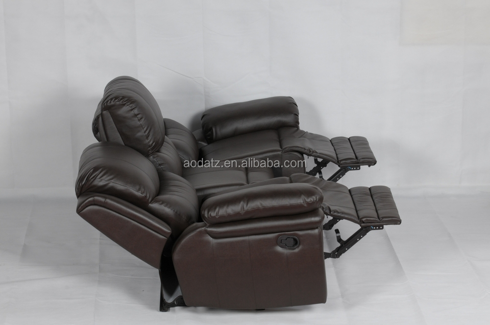 seats shipping sofa leather couple pu couch theater gaming loveseat itm day foldable home for seating