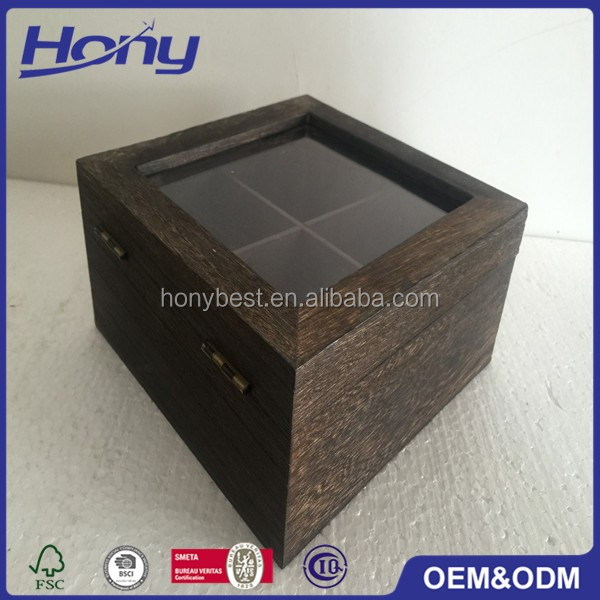 Most Popular Wholesale Pine Wood Display Gift Boxes